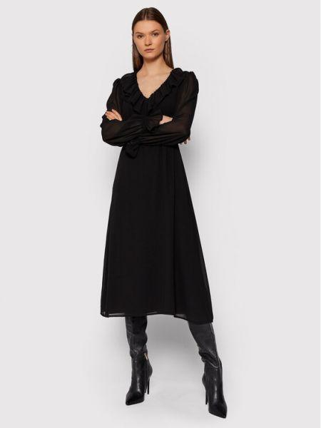 Sukienka casual - czarna Na-kd
