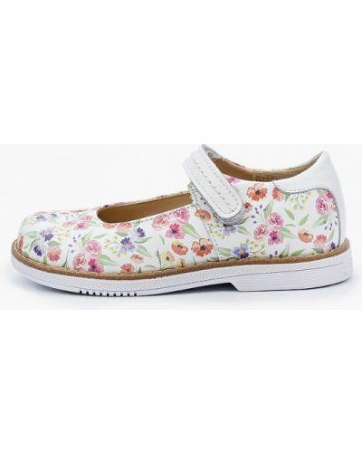 Туфли белые Tapiboo