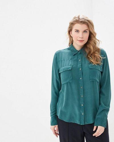 Блузка с длинным рукавом зеленый Sack's