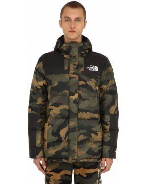 Куртка с капюшоном на молнии с логотипом The North Face