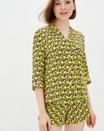 Пижамная желтая пижама Berdichevski