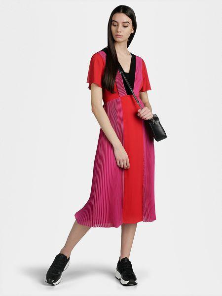 Платье-рубашка для офиса Karl Lagerfeld