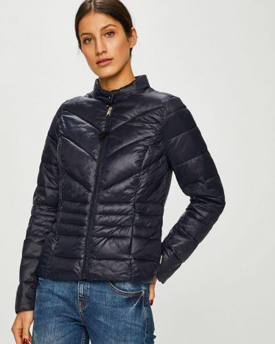 Стеганая куртка укороченная с карманами Vero Moda