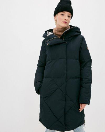 Утепленная черная куртка Roxy