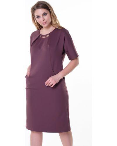 Платье мини платье-сарафан из вискозы Valentina