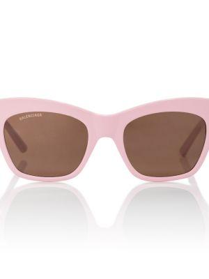 Солнцезащитные очки - розовые Balenciaga