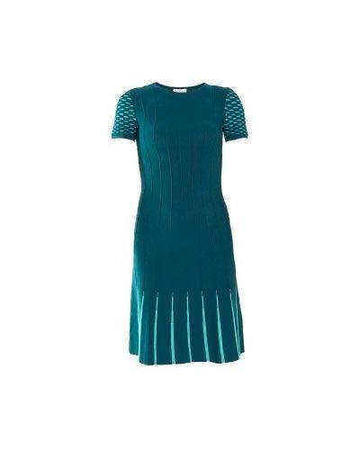 Вечернее платье винтажная зеленый Versace Collection