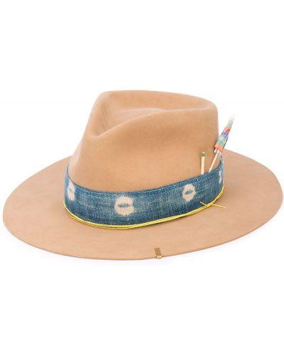 Шляпа-федора Nick Fouquet