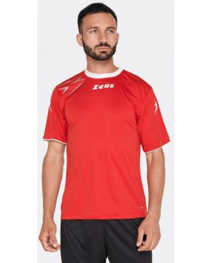 Спортивная футболка - красная Zeus
