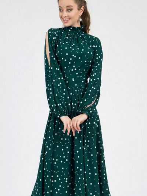 Повседневное платье - зеленое Marichuell