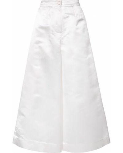 Свободные брюки белые Tome