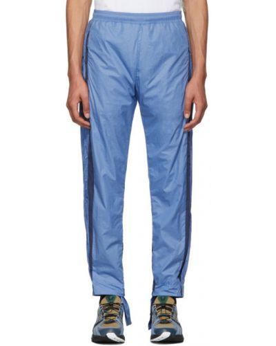 Niebieskie spodnie z nylonu z siateczką Cottweiler