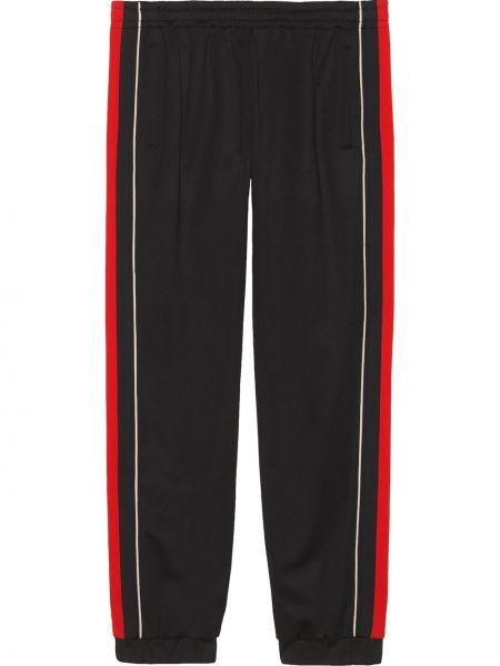 Bawełna bawełna czarny majtki z kieszeniami Gucci