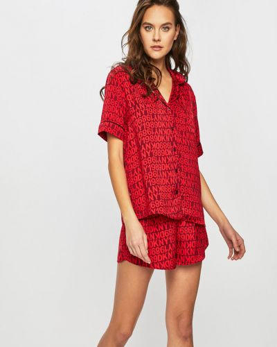 Пижама красный Dkny