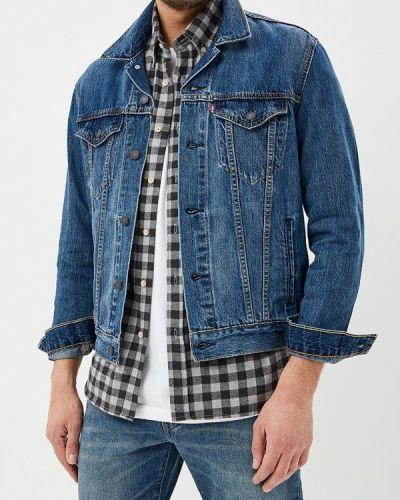 Джинсовая куртка синяя Levi's®
