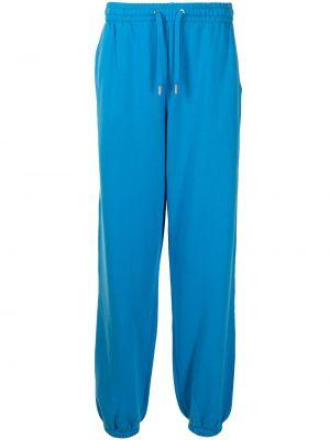 Синие спортивные спортивные брюки Mackage