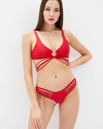 Пляжные красные плавки Beach Bunny