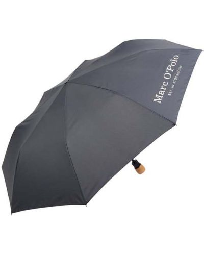 Czarny parasol Marc O'polo