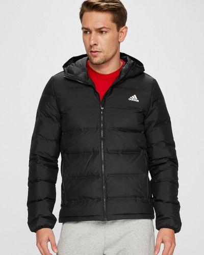 Утепленная куртка с капюшоном стеганая Adidas Performance