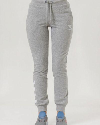 Спортивные брюки - серые Hummel