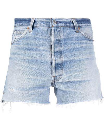 Klasyczne niebieskie jeansy bawełniane Re/done