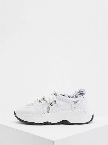Кроссовки белый низкие Nando Muzi