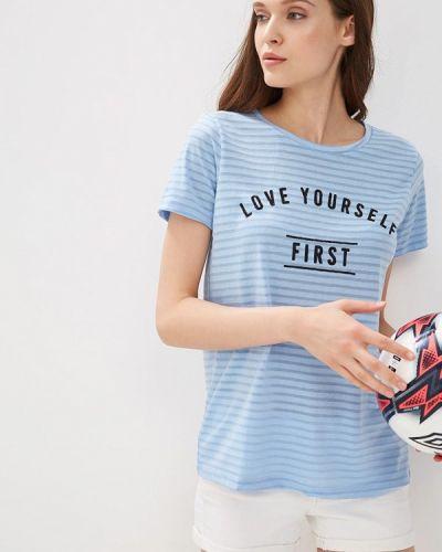 Голубая футболка Ovs