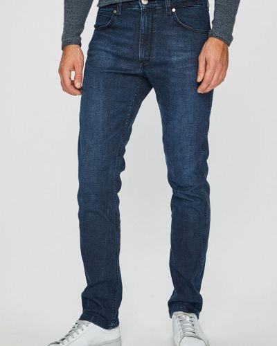 Прямые джинсы с завышенной талией на пуговицах Wrangler