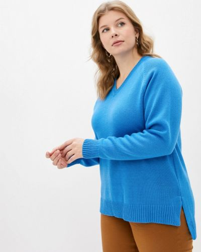 Пуловер - голубой Intikoma