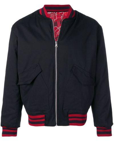 Куртка на молнии с манжетами Les Bohemiens