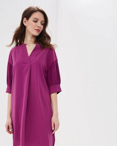 Фиолетовое платье Sela