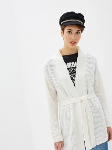 Белый свитер Knitman