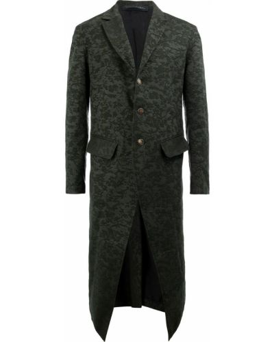 Пальто пальто зеленое L'eclaireur