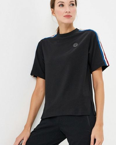 Черная футболка Anta