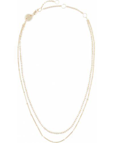 Złoty choker Jennifer Zeuner Jewelry
