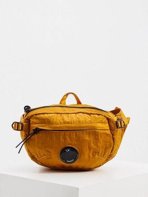 Поясная сумка - оранжевая C.p. Company