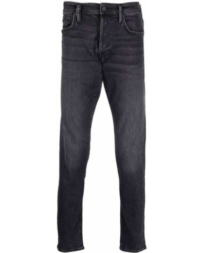 Klasyczne mom jeans - czarne True Religion