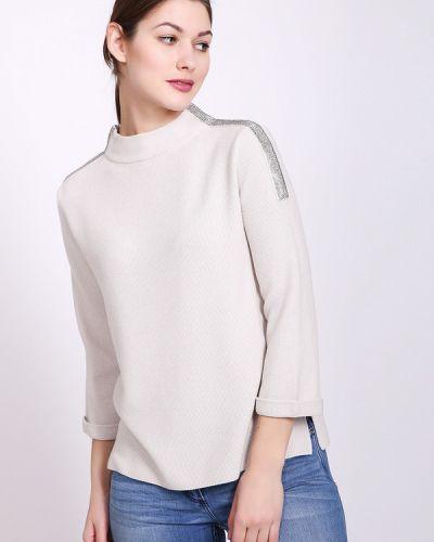 Бежевый пуловер Monari