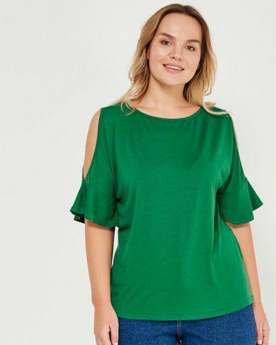Зеленая футболка Svesta