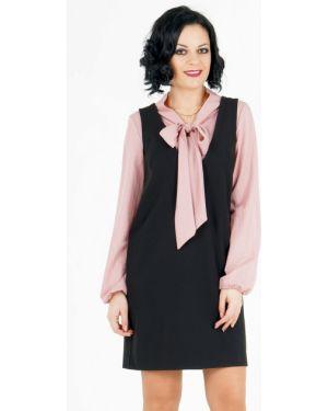 Платье с V-образным вырезом платье-сарафан Ajour