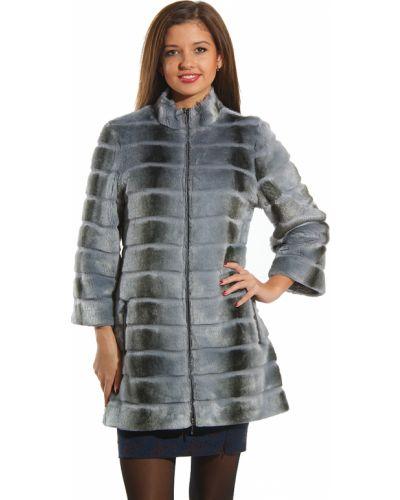 Акриловое пальто с капюшоном Guess By Marciano