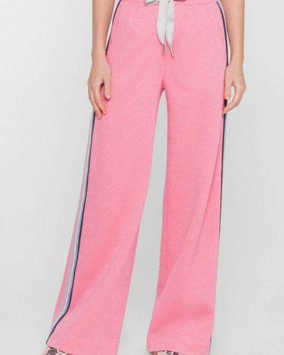 Розовые спортивные брюки Lo