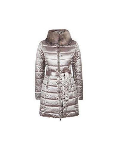 Серая куртка Liu Jo