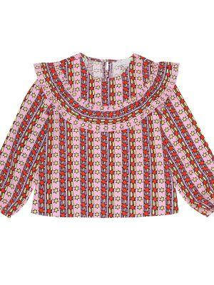 Plik wsadowy mało różowy bluzka Stella Mccartney Kids