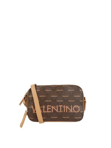 Brązowa torba na ramię Valentino By Mario Valentino