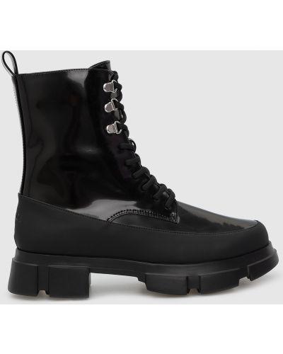 Ботинки - черные Twin-set