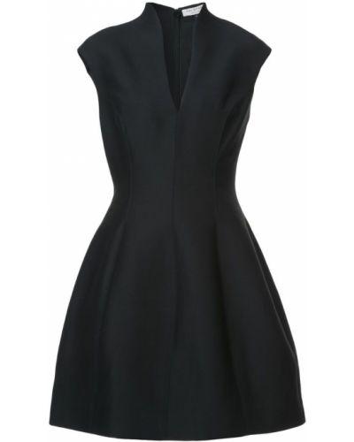 Платье мини приталенное без рукавов Halston Heritage