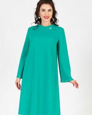 Трикотажное платье Taiga