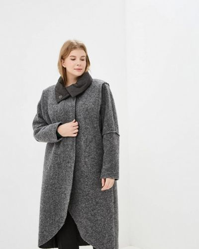 Пальто демисезонное серое Zar Style