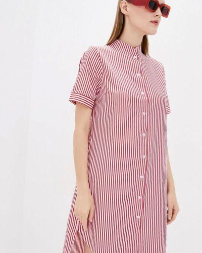 Платье - красное Komilfo